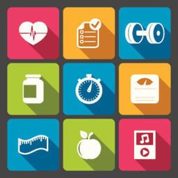 Applications santé : un potentiel encore peu exploité par les seniors | Seniors | Scoop.it