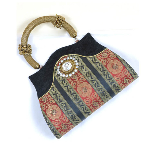Potli Bags Online | Hand Bags and Bed Spread | Scoop.it
