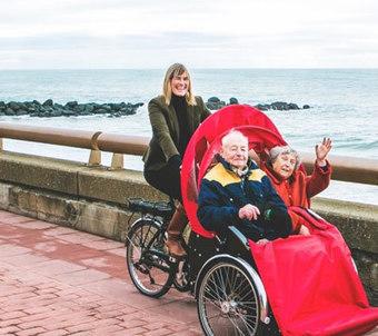 Financement participatif : le triporteur pour les vieux | Le vélo rigolo | Scoop.it