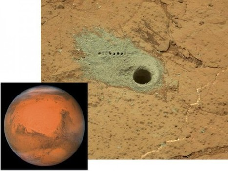 New Results Send Mars Rover on a Quest for Ancient Life - Science Now | CLOVER ENTERPRISES ''THE ENTERTAINMENT OF CHOICE'' | Scoop.it