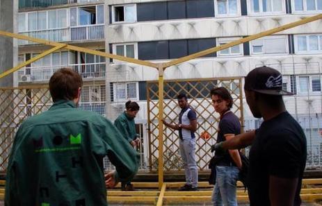 Bagnolet : des architectes construisent avec les habitants | actualités en seine-saint-denis | Scoop.it