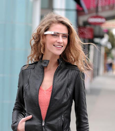 Des lunettes contrôlées par les mouvements des yeux | Science techno | Scoop.it