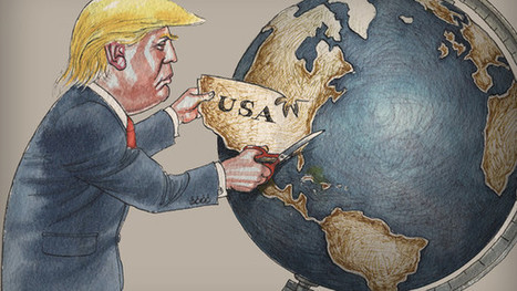 Donald Trump's retreat from American greatness - FT.com   What we're reading...   Scoop.it