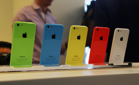 Apple's Intent for Coming Up with the iPhone 5c | Writing in my Own Words | Scoop.it