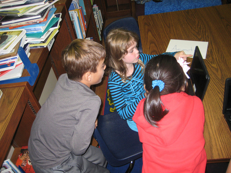 Paul Revere Transliteracy: A Third Grade Collaborative Project ... | Transliteracy | Scoop.it