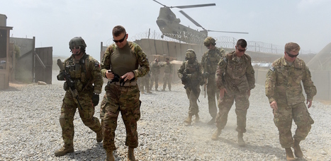 Cashing In on the Decision to Keep US Troops in Afghanistan - Foreign Policy (blog) | Government Contractor Insurance | Scoop.it