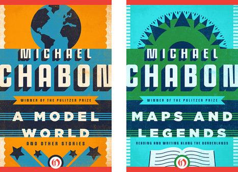 Fonts In Use – Michael Chabon E-Books for Open Road Media | Progettare l'improvvisazione | Scoop.it