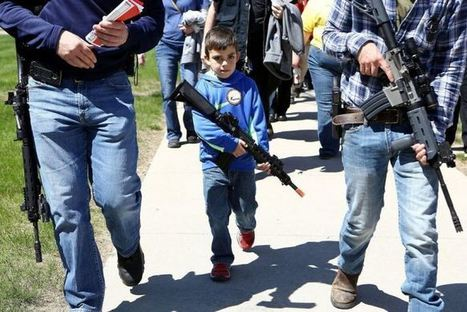 As gun advocates rally outside Michigan Capitol, lawmakers debate guns inside schools - MLIVE.COM | Thumpy's 3D House of Airsoft™ @ Scoop.it | Scoop.it
