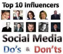 Do's and Don'ts of Social Media | Public Relations & Social Media Insight | Scoop.it