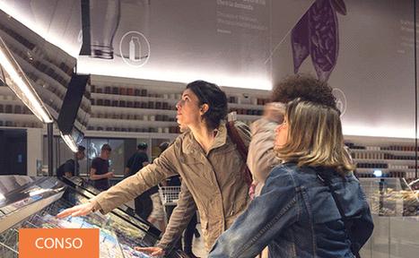 A l'Expo de Milan, découvrez le supermarché du futur… | Praise of Brand | Scoop.it