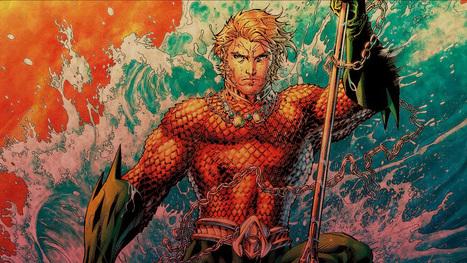 Aquaman, ce superhéro tout pourri - Le Toaster | Culture Sans Confiture - Anecdotes | Scoop.it