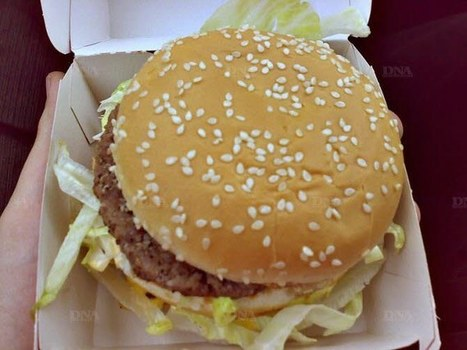 McDo lance son burger végétarien en France | 694028 | Scoop.it