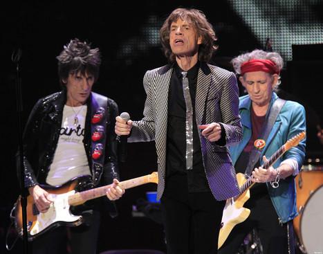 Les Rolling Stones obligés de baisser le prix des billets de leur tournée - Huffington Post   Bruce Springsteen   Scoop.it