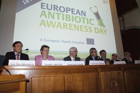 Résistance aux antibiotiques : une impasse thérapeutique ? Implications nationales et internationales | Sécurité sanitaire des aliments | Scoop.it