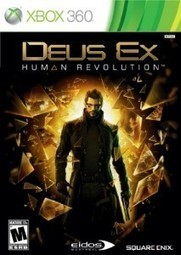 Deus Ex: Human Revolution - Square Enix - FIND THE GAMES | Games on the Net | Scoop.it
