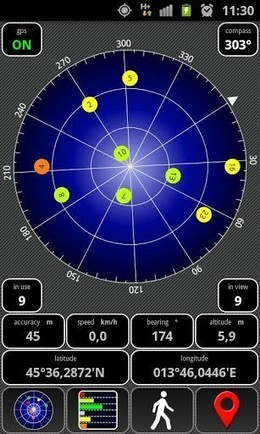 AndroiTS GPS Test Pro v1.44 | ApkLife-Android Apps Games Themes | Android Apps And Games ApkLife.com | Scoop.it