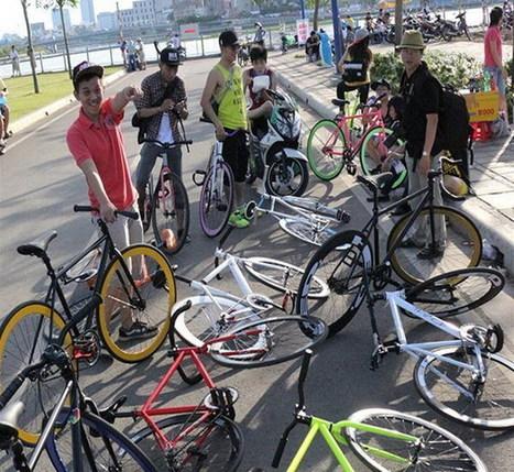 Saigon cyclists go back to basics | South East Asia Travel | Scoop.it