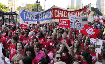 Chicago Teachers Union | Save Our Schools Webinar: Building a United Teachers Union with Local Support | Realschoolreform | Scoop.it