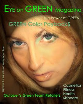 EYE on GREEN Mag : GREEN MAGAZINE Premier Oct Issue   Eye on Green Magazine   Scoop.it