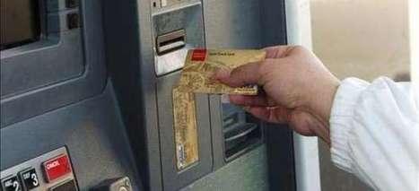 Novedosos sistemas para mejorar la seguridad en los cajeros automáticos - 20minutos.es - El medio social | Cursos, Recursos  i Ciència | Scoop.it