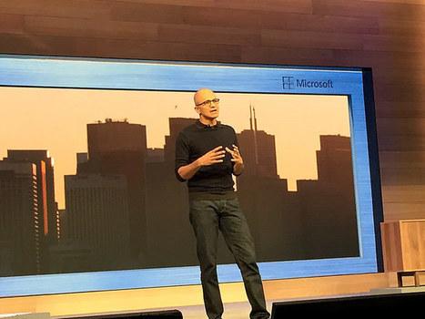 Les nouveaux plans de Microsoft pour conquérir le monde (avec ... - Presse-citron | Emploi - formation | Scoop.it