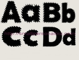 Free Alphabet Templates for Scrapbooking with ABCD Letters | Free Printable Template to Download | Scoop.it