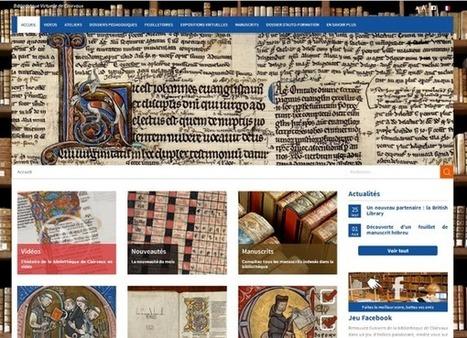 La Bibliothèque de l'abbaye de Clairvaux numérisée | L'actu culturelle | Scoop.it