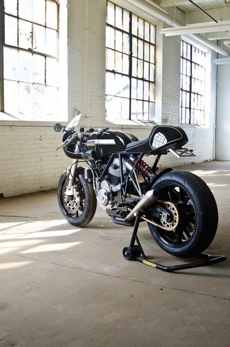 Ducati Leggero by Walt Siegl Motorcycles | Cafe Racer | Scoop.it
