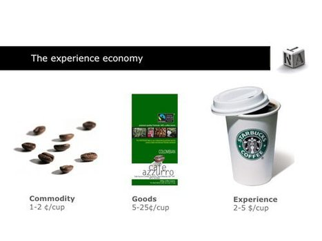 We Live in an #Experience #Economy | cx- Customer Experience | Scoop.it
