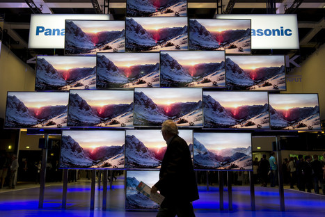 Panasonic Europe CEO Laurent Abadie: 'TV Is Dead' | Richard Kastelein on Second Screen, Social TV, Connected TV, Transmedia and Future of TV | Scoop.it