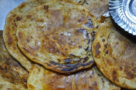 Dry Fruit Parathas | food | Scoop.it