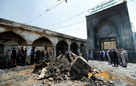 Terrorist Attack in Iraqi Balad Leaves 40 Dead, 75 Wounded | The Pulp Ark Gazette | Scoop.it
