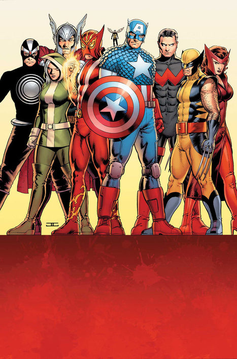 Rick Remender Adds Familiar Faces to 'Uncanny Avengers' Roster | Comic Books | Scoop.it