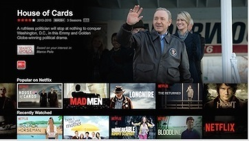 2015 surge sets Netflix on track for 150MN customers by 2020 | screen seriality | Scoop.it