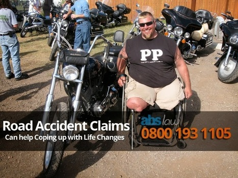 ABS Claims UK: Road Accident Claims Can Help Coping Up With Life Changes | Public Liability Claims in UK | Scoop.it