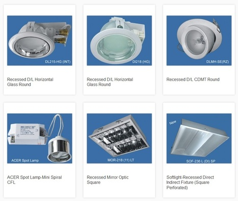 How Commercial led Lighting Products Better than Other Traditional Lamps | Commercial Luminaires | Scoop.it