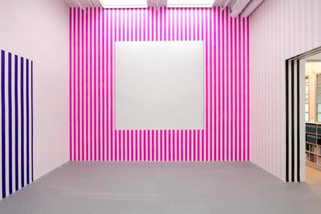 Petzel Gallery - Daniel Buren | images in context | Scoop.it