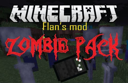 Flan's Zombie Pack Mod 1.8/1.7.10 - Minecraft Download 1.8.8 | Minecraft 1.6.4 Mods | Scoop.it
