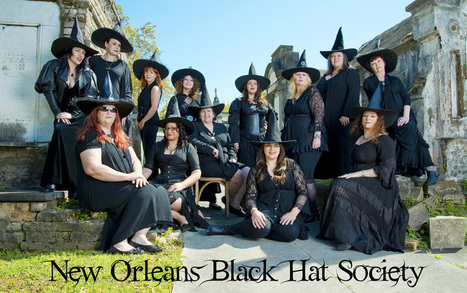 New Orleans Black Hat Society | Paganism | Scoop.it