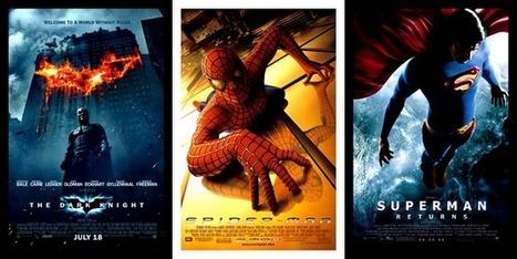 Analysis of Pop Culture Trends, Online Trends, Recent Trends | Superhero Films | Scoop.it
