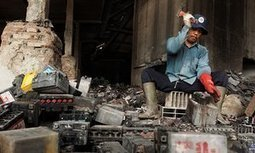 Backyard battery recycling is biggest chemical polluter for poorer nations | Sustain Our Earth | Scoop.it
