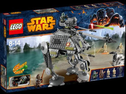 LEGO Star Wars 2014 Official Images Revealed | The Brick Fan | Scoop.it