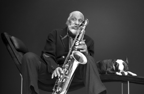 Google Hangout Colossus: Saxophone's Sonny Rollins Takes to a G-Chat Session on May 5 at Noon EST | Sax Mad | Scoop.it