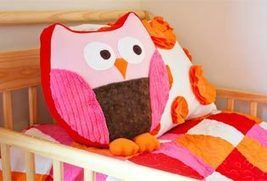 Snuggly Owl Sewing Project Free Online | kid sewing projects | Scoop.it