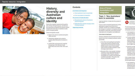 Diversity, identity and Australian culture | GEP Identity and cultural diversity | Scoop.it