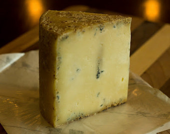 Cheese Underground : Ziege Zacke Blue | The Authentic Food & Wine Experience | Scoop.it