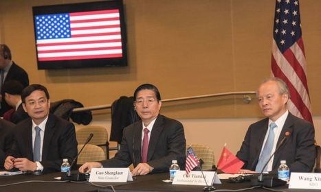 China and the U.S. are an Unlikely Duo to Combat Cybercrime | Cyber Defence | Scoop.it