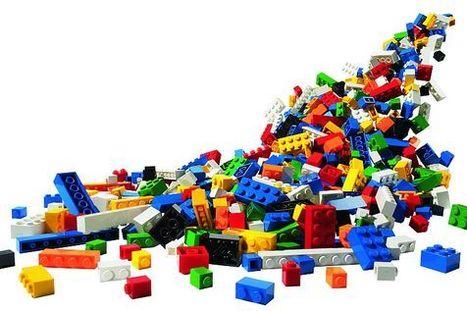 Lego: la fée brique | lego | Scoop.it