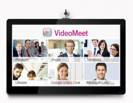 Easily Interconnect Any Type of Videoconferencing System with VideoMeet | ICT hints and tips for the EFL classroom | Scoop.it
