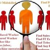 Hire Worker Online